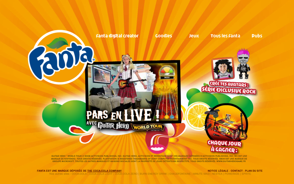 jeu concours booster performance ecommerce exemple fanta