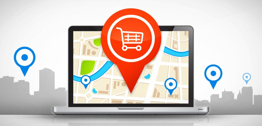 strategie cross canal web to store penser local