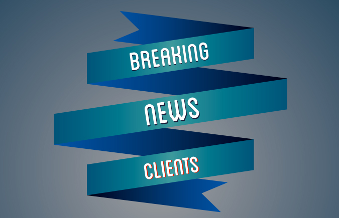breaking news clients