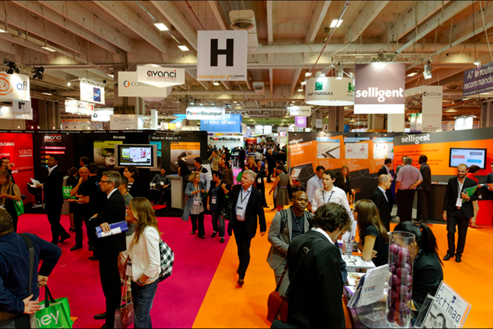 UpMyBiz participe à la 10ème édition du salon e-commerce de Paris