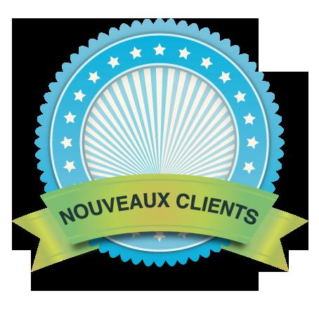 Nouveaux clients : FitEurope, Transactions Privées et Château des Demoiselles
