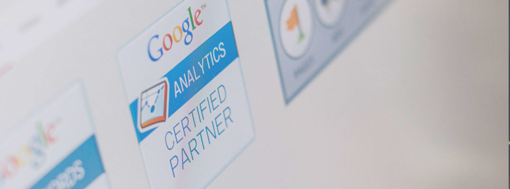 iSTUDIO approved to become a Google Analytics Certified Partner 1
