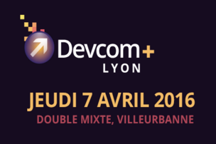 Conférence au DevCom Lyon