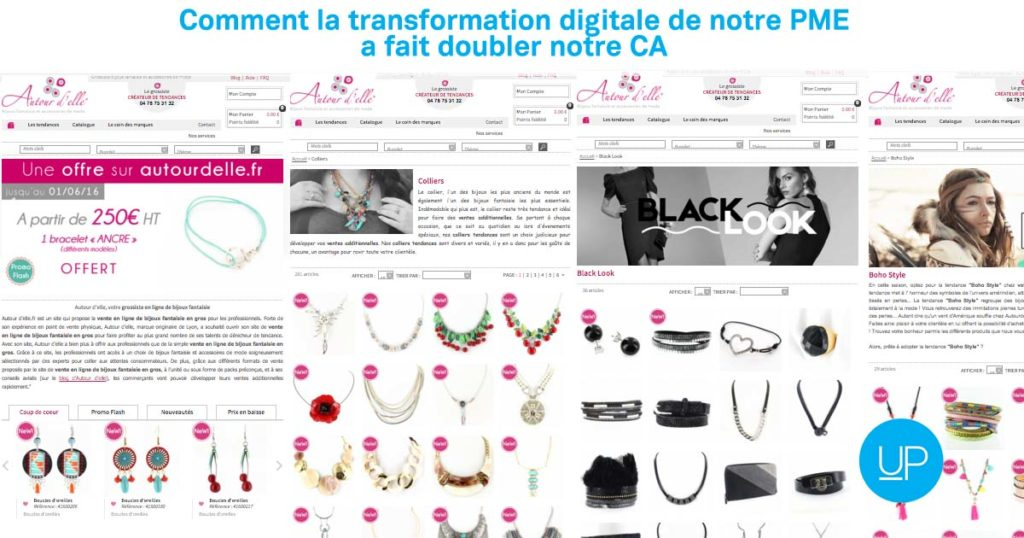 UNE ADE accompagnement entreprise