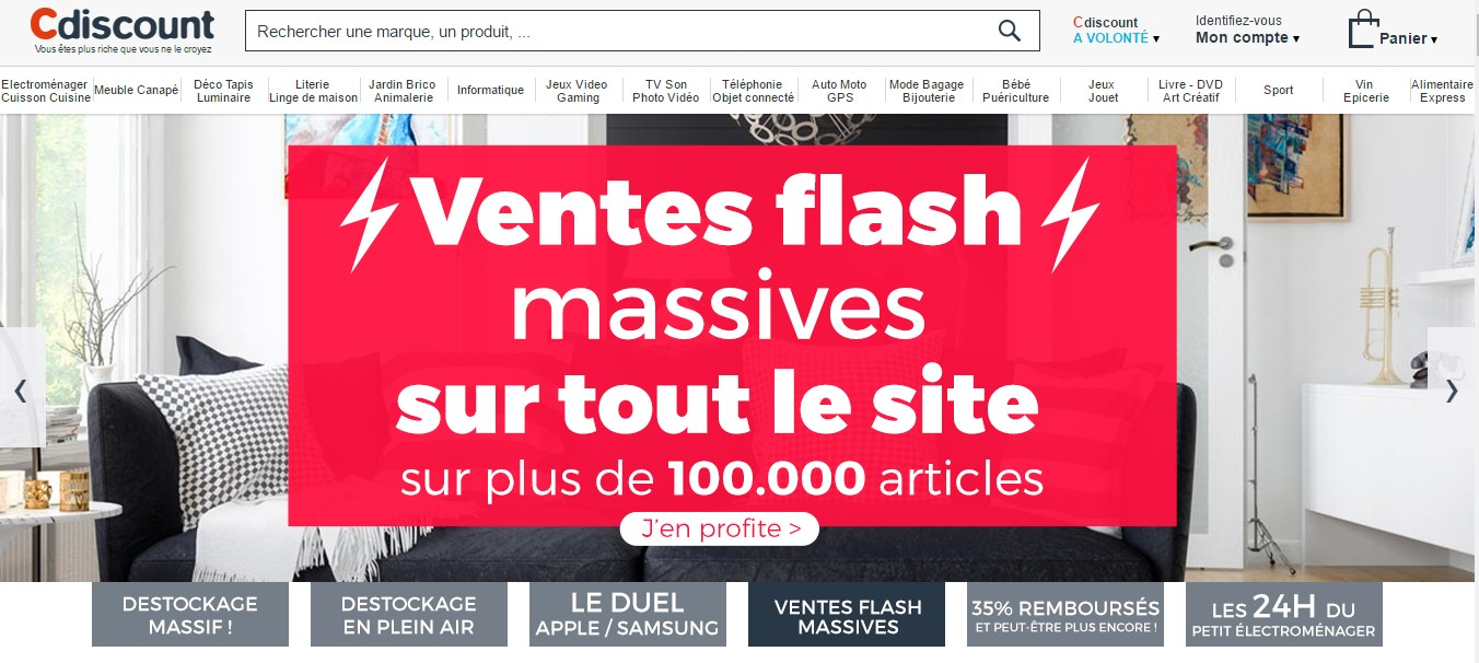 Planning d'animation commercial e-commerce : pensez aux ventes flash !
