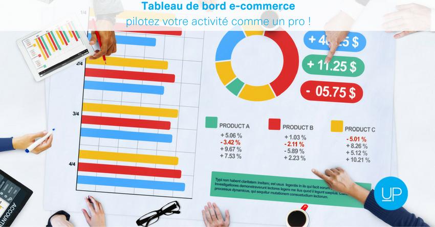 Tableau de bord e-commerce: pilotez votre activité comme un pro!