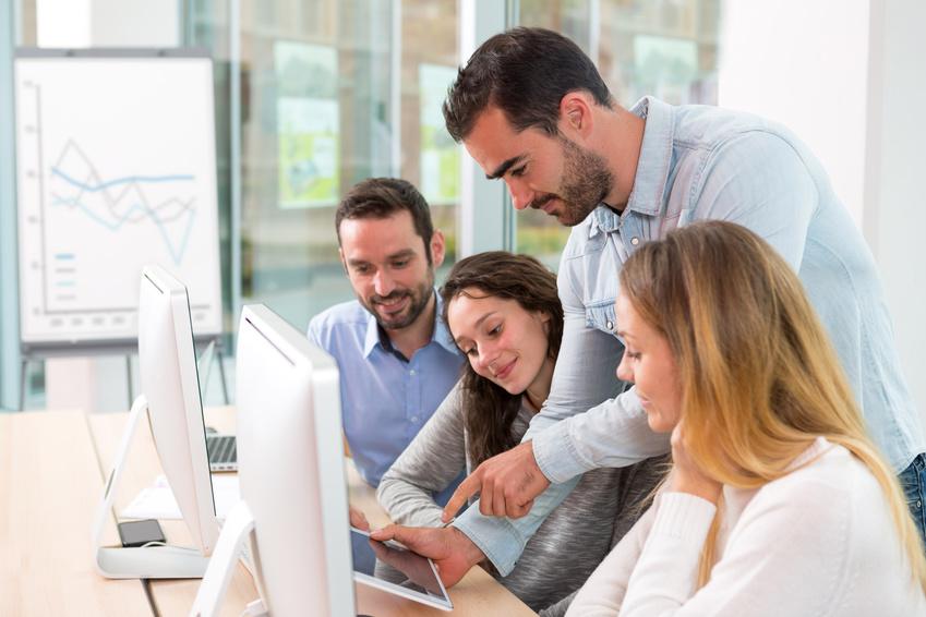Formation des équipes pour réussir votre digitalisation