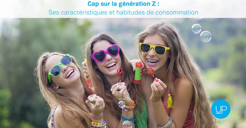 Cap sur la génération Z: ses caractéristiques et habitudes de consommation