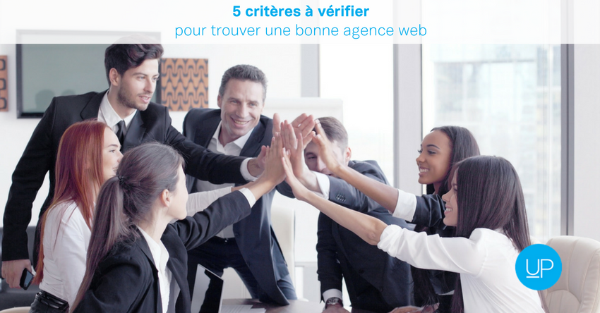 comment choisir agence web