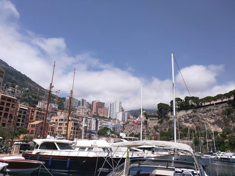 Road Trip des Playmos à Monaco
