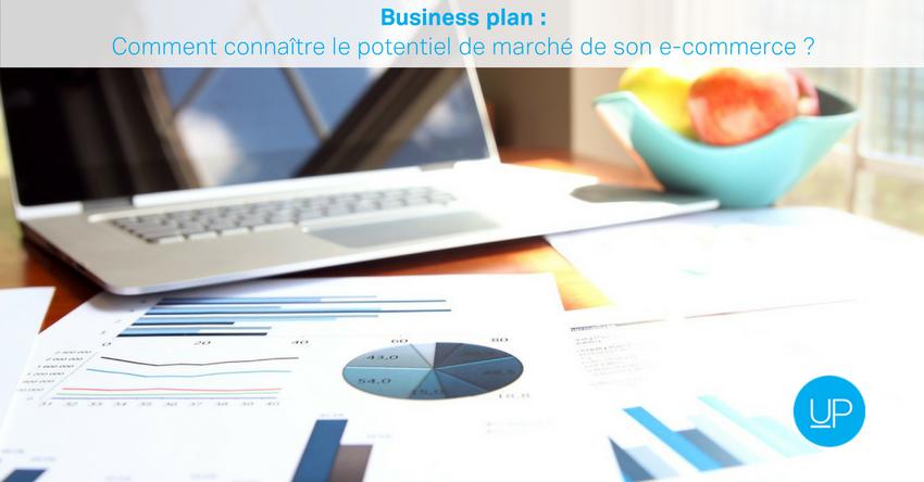 Business plan: comment connaître le potentiel de marché de son e-commerce?