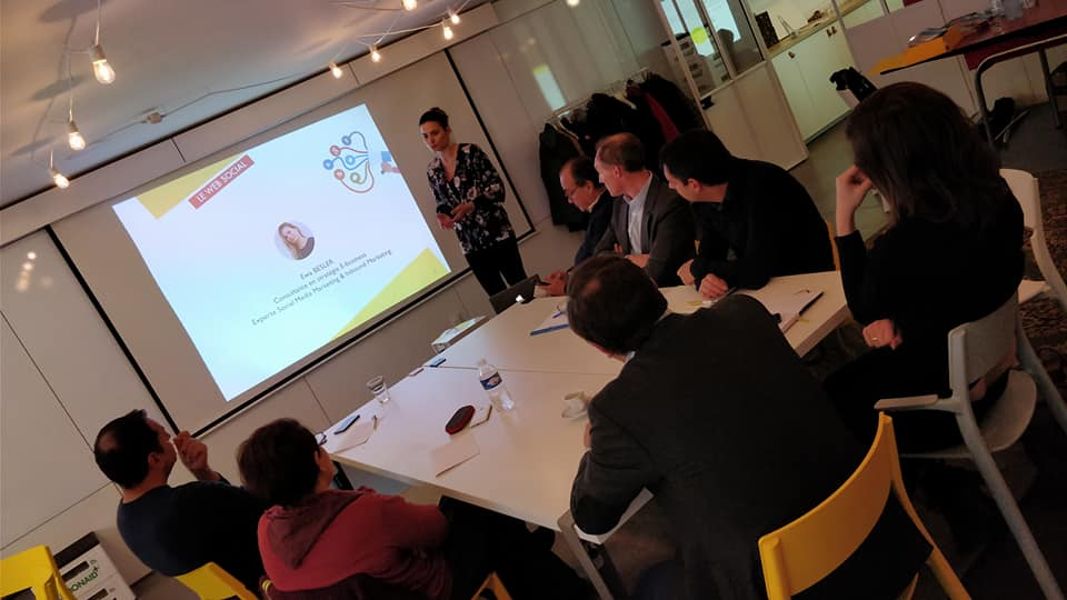 """Ateliers CCI : """"Développez votre activité grâce au digital"""""""