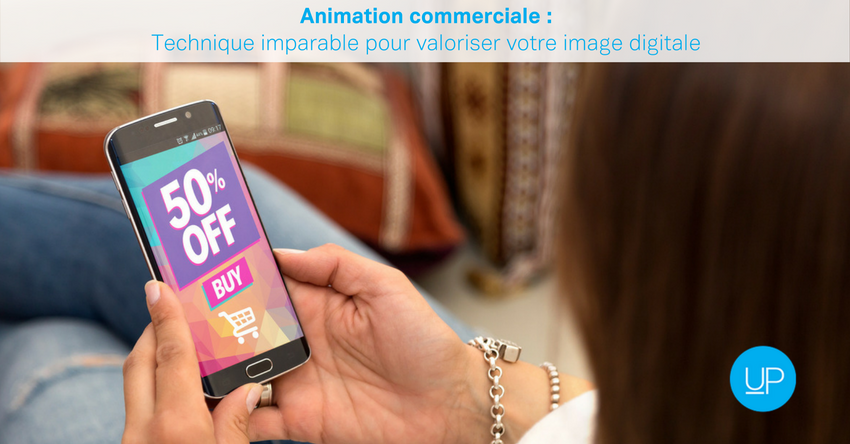 animation action commerciale