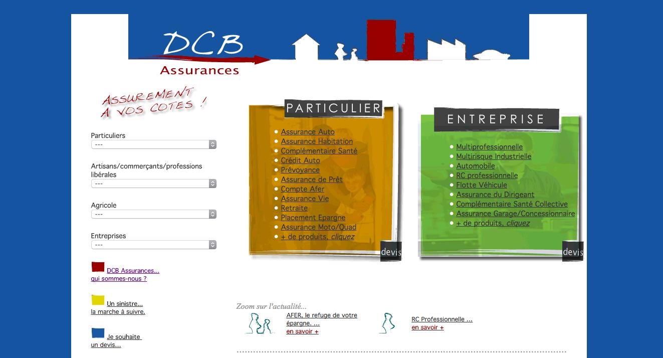 DCB Assurances 2