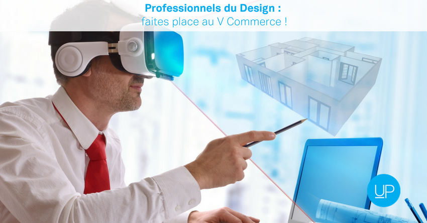 Professionnels du Design : faites place au V Commerce !