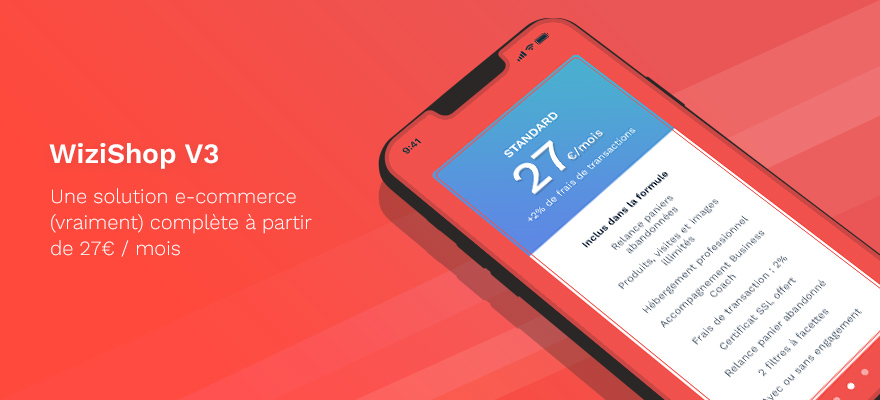 WiziShop lance la nouvelle version de sa solution e-commerce 2