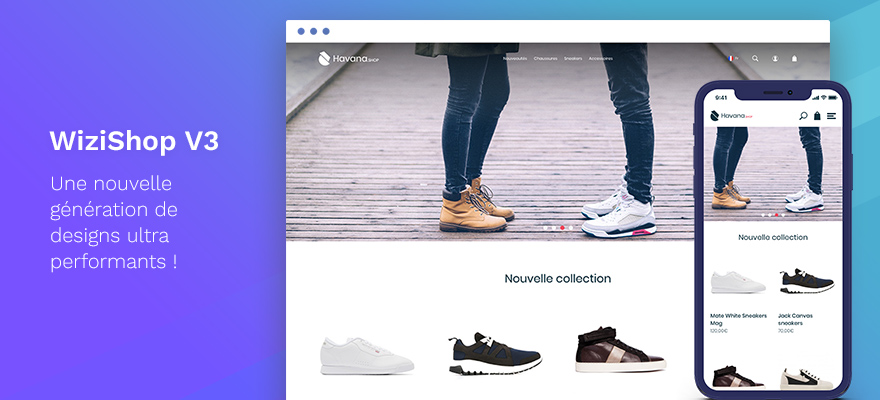 WiziShop lance la nouvelle version de sa solution e-commerce 1