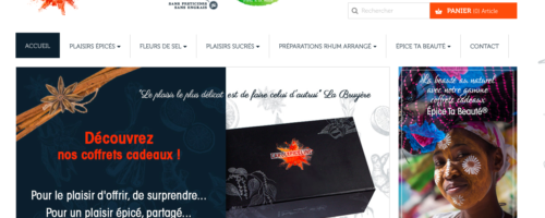 Cas Client : cadrage et développement e-commerce de la marque