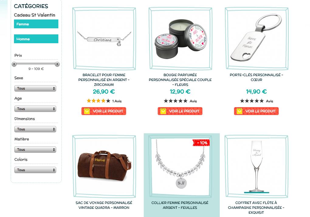 Cas client: Optimisation de la conversion, acquisition de trafic et fidélisation sur site e-commerce 3