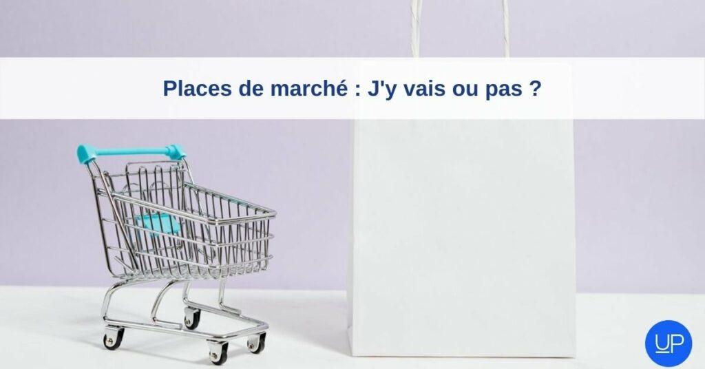 places de marche e commerce