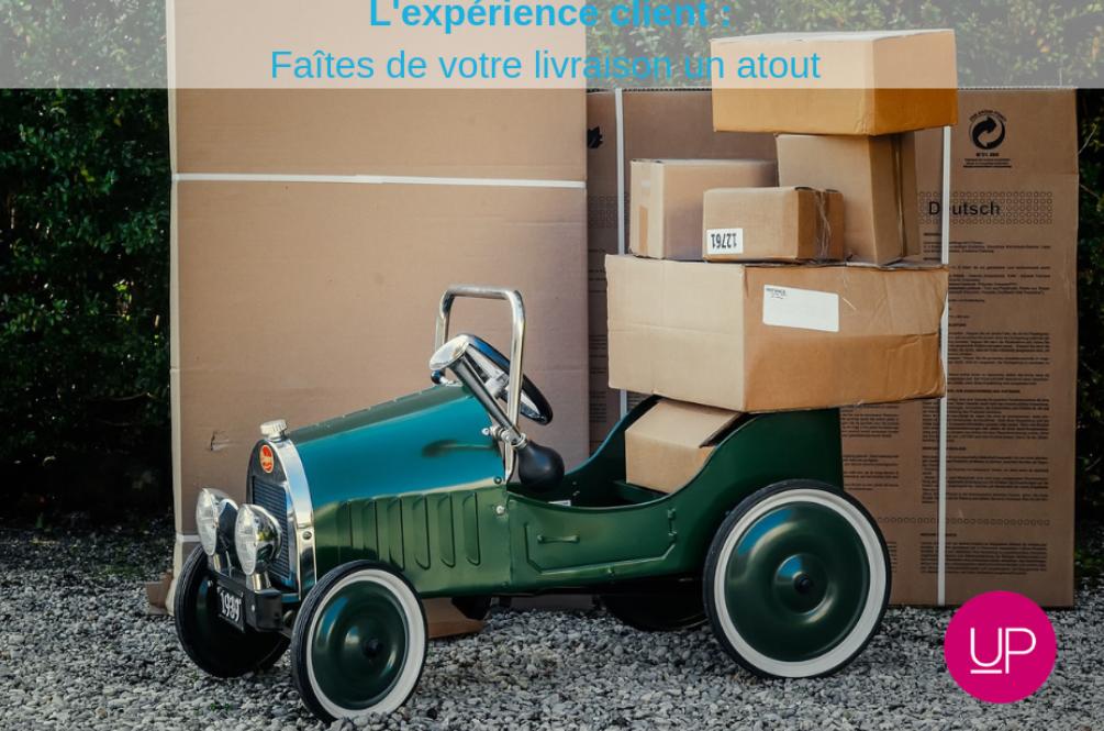 ARTICLE LIVRAISON EXPERIENCE CLIENT