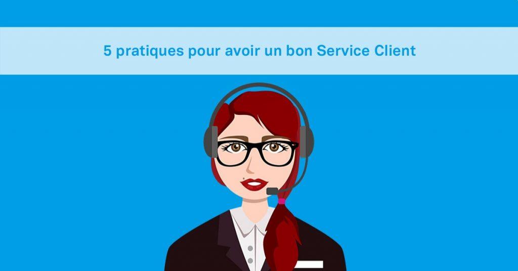 Qu'est-ce qu'un bon service client ?
