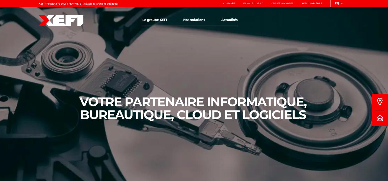 xefi site web
