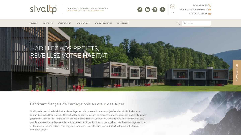 sivalbp site web