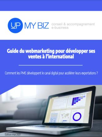 Livre blanc webmarketing export