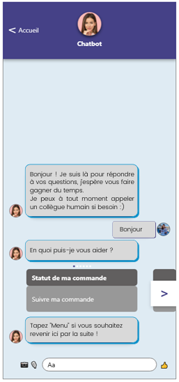 Article chatbot